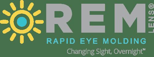 REMLens® Logo_Horizontal_tagline